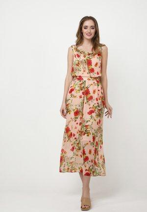 ZAKIA - Day dress - pfirsich, rot