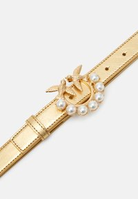 Pinko - BERRY SMALL BELT - Belte - gold-coloured - 3