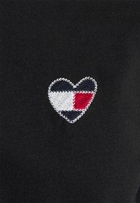 Tommy Jeans - HEART - Sweatshirt - black - 2