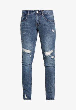 RRSTOCKHOLM DESTROY - Skinny džíny - penny blue