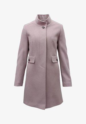 Classic coat - rosa/grau