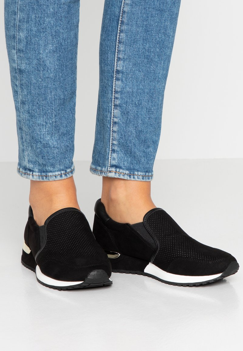 River Island - Sneakers - black