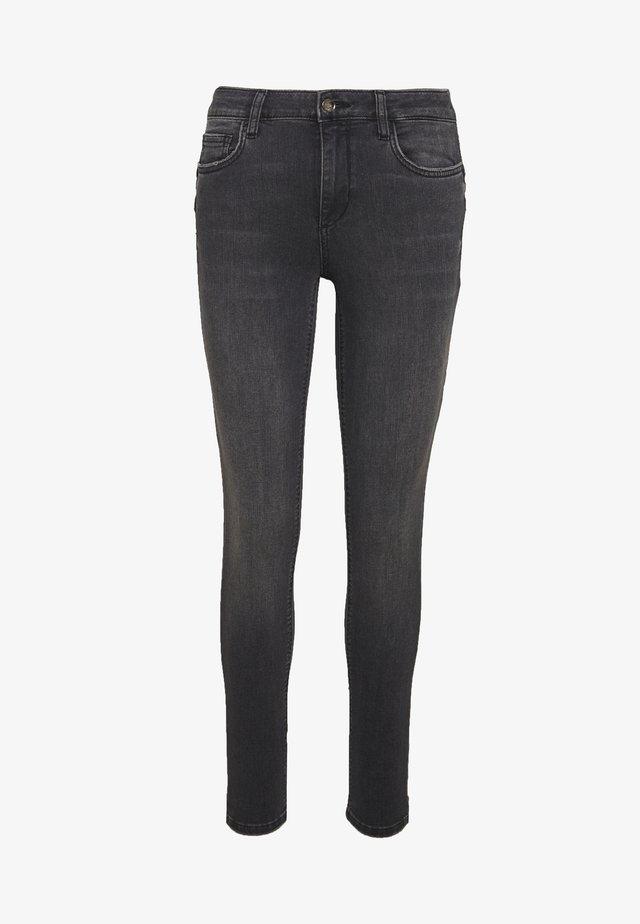 UP DIVINE - Jeans Skinny Fit - black ermine
