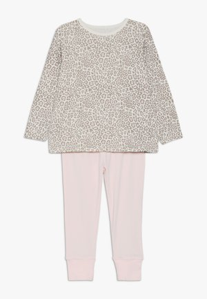 NMFNIGHTSET  - Pijama - barely pink