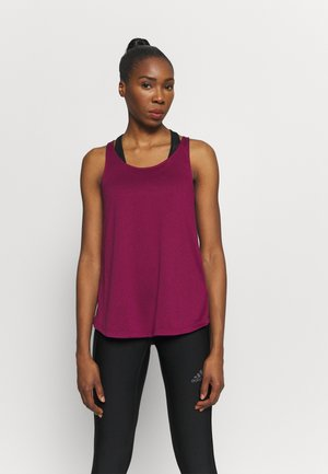 TUNIC TANK - Sports shirt - berry