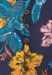 O'Neill - MAXI DRESS - Doplňky na pláž - blue/yellow - 5