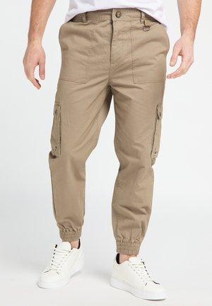 Cargo trousers - mud