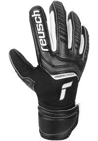 Reusch - Goalkeeping gloves - black - 1