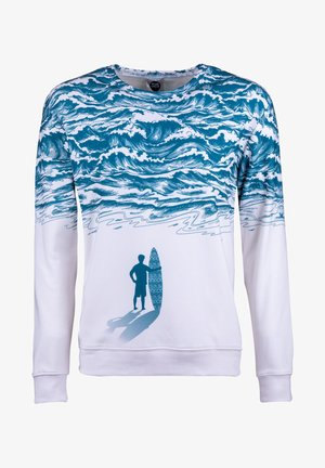 OCEAN SURFER - Sweatshirt - blue