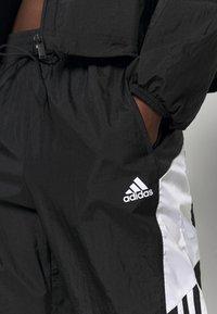 adidas Performance - GAMETI  - Survêtement - black/white - 7