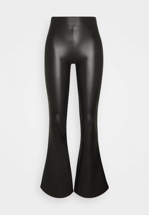 ONLCOOL FLARED - Broek - black