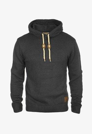 PITU - Hoodie - dark grey melange