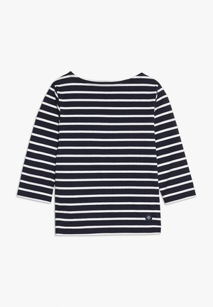 BEG MEIL MARINIÈRE - Long sleeved top - navire/blanc