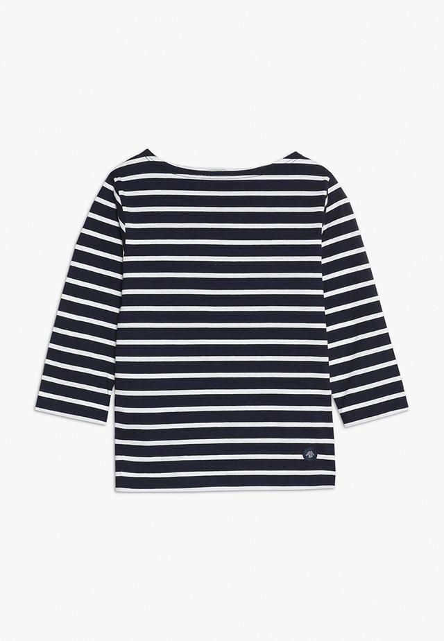 BEG MEIL - MARINIÈRE - T-SHIRT - T-shirt à manches longues - navire/blanc