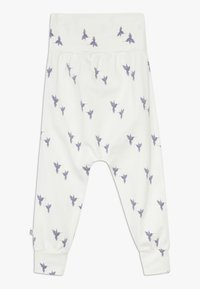 Müsli by GREEN COTTON - SHADOW BABY ZGREEN - Trousers - cream - 1