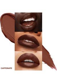 Smashbox - BE LEGENDARY PRIME & PLUSH LIPSTICK - Lipstick - 15 caffeinate - 2