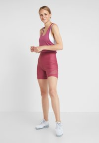 Cotton On Body - TWO IN ONE TANK - Top - rose sangria/coral sugar - 1