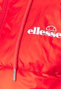 Ellesse - CAMILLA - Winter jacket - red - 2