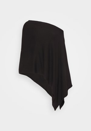 PONCHO SPECIAL - Cape - black