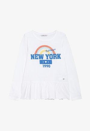LUCINDA - Langærmede T-shirts - branco