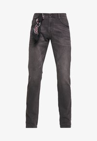 Esprit - Slim fit jeans - black medium wash - 0
