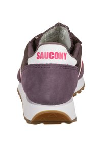 Saucony - JAZZ VINTAGE - Baskets basses - ephemera/pink - 3
