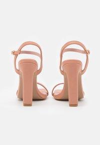 Glamorous - Sandaler - dark blush - 3