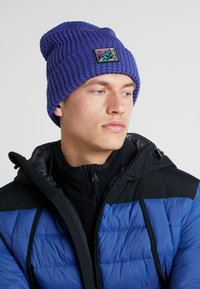 Burton - ECKHART - Mütze - royal blue - 1
