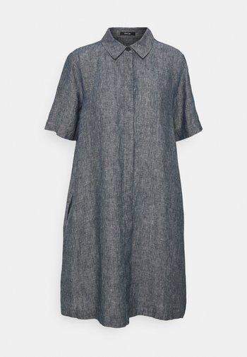 WELIKA - Shirt dress - mystic blue