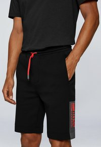 BOSS - HEADLO - Shorts - black - 3