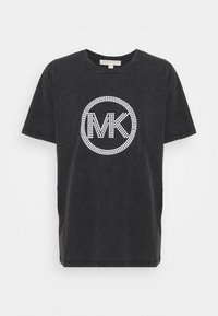 MICHAEL Michael Kors - WASH - T-shirt print - black - 0