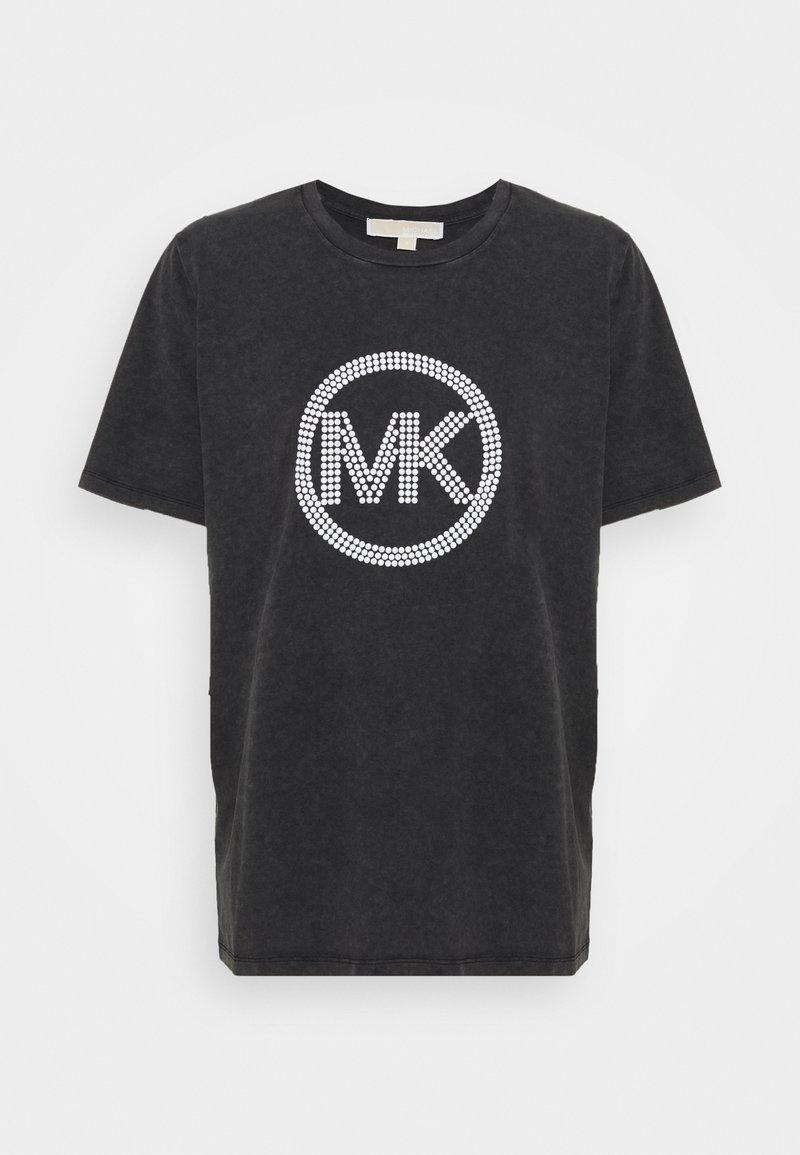 MICHAEL Michael Kors - WASH - T-shirt print - black