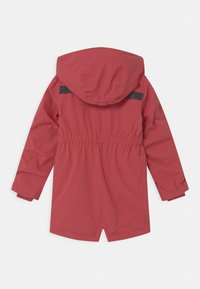 Didriksons - RONNE UNISEX - Parka - red - 1
