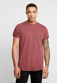 G-Star - LASH  - Basic T-shirt - port red - 0