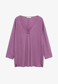 Violeta by Mango - BAMBO - Blouse - pink - 4