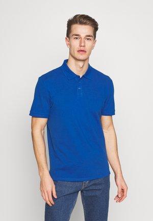 T-SHIRT KURZARM - Poloshirts - blue