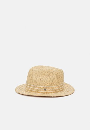 FEDORA - Kapelusz - natural/white