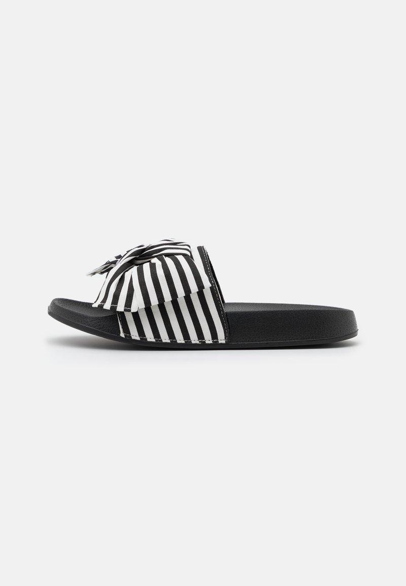 CALANDO - Mules - black