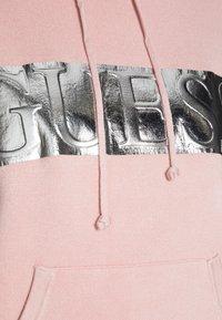 Guess - GEMMA - Hoodie - pretty in pink - 4