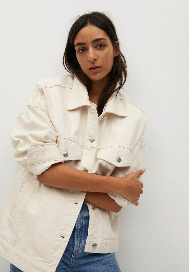 SEUL - Summer jacket - écru