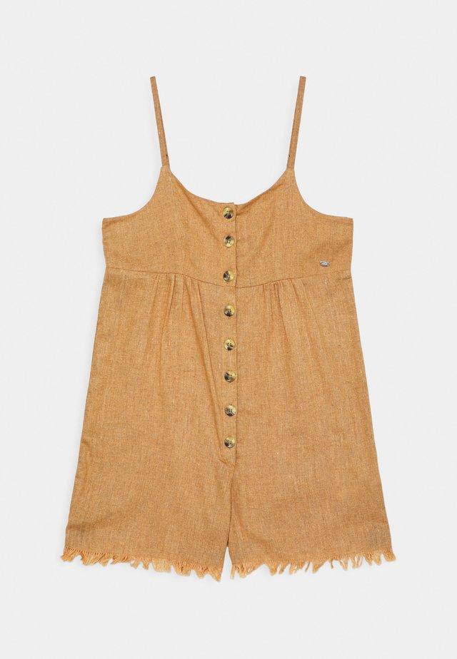 ZOE - Jumpsuit - brown