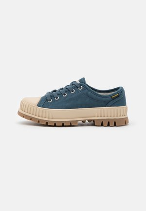 PALLASHOCK Unisex - Trainers - blue denim