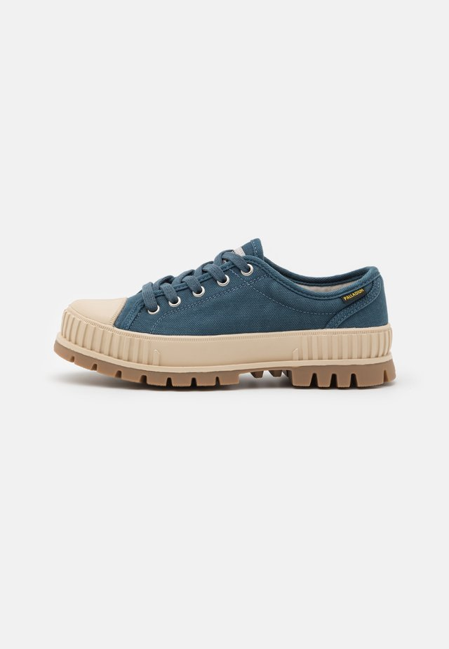 PALLASHOCK Unisex - Sneakers laag - blue denim