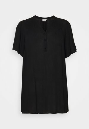 CAMI PUFF TUNIC - Pusero - black deep