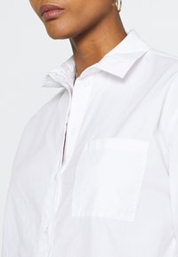 Pieces - PCALABAMA - Button-down blouse - bright white - 5