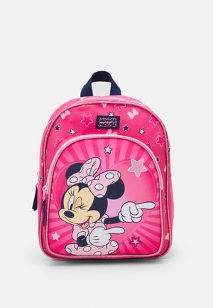 BACKPACK MINNIE MOUSE CHOOSE TO SHINE UNISEX - Mochila - pink