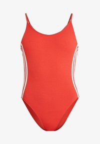 adidas Originals - BODY - Top - lush red/white - 5