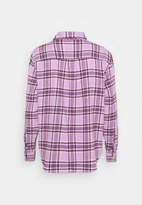 GAP Petite - EVERYDAY - Button-down blouse - purple - 6