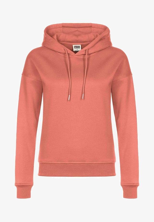 Hoodie - pale pink