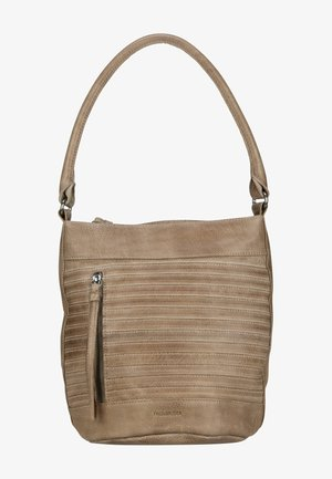 LOLA - Handbag - motty grey